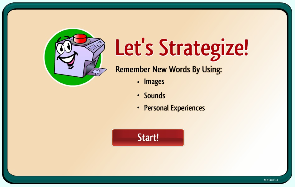Learning Strategies Object 3 Remember New Words by Using Images, Sounds and Personal E