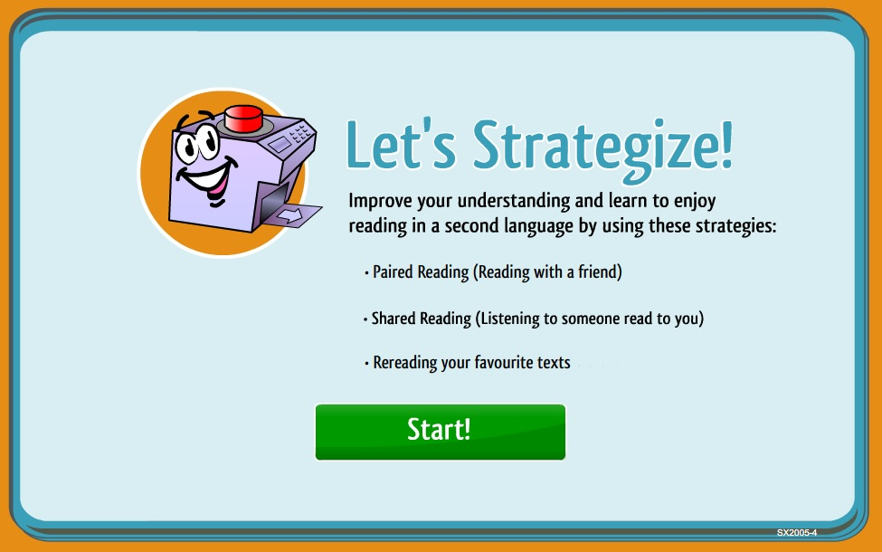 Strategy Object 5 Shared Reading
