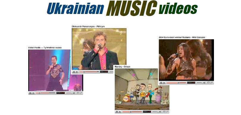Ukrainian Music Videos Guide